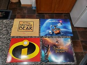 Disney Lithograph Lot 23 Different Movies 59 Lithographs $750.00