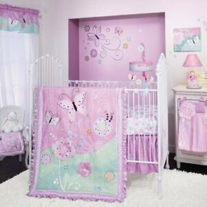 Lambs amp; Ivy Crib Bedding Set Kaleidoscope 4 Piece