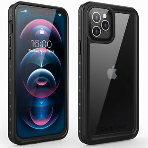 For Apple iPhone 12 Case Waterproof Shockproof with Screen Protector 12 Pro Max $17.59