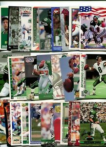 Browning Nagle 31 card lot all different Louisville Cardinals New York Jets $9.99