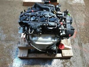 2013 2014 Ford Fusion Engine Motor Gasoline 1.6L Vin R 8th Digit Turbo $1300.00