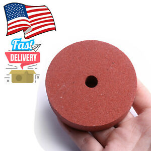 3Inch 120# Polishing Grinding Stone Wheel For Bench Grinders Metal Working $8.95