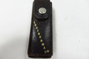 Vintage Leatherman Tool Leatherman With Sheath