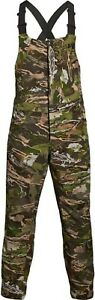 Under Armour Men#x27;s Grit Bibs Forest Camouflage Size Large #1316872 940