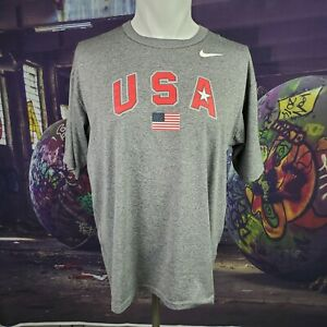 Nike USA Dry Fit Shirt Medium $9.00