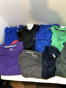 nike shirts for men Lot Of 8 Xl And Xxl $49.00
