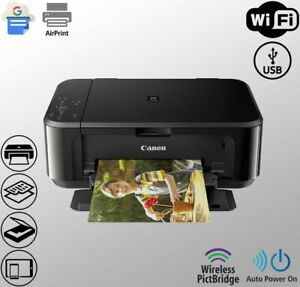 Wireless Canon Printer Scanner Copier All in One Duplex WiFi Ink Not Included