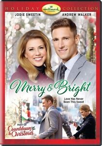 MERRY BRIGHT New Sealed DVD Jodie Sweetin Hallmark Channel Holiday Collection $12.99