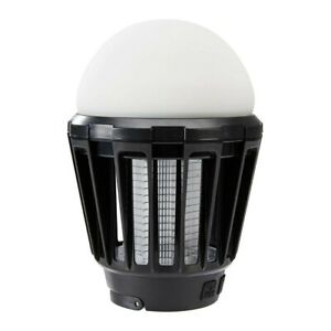 2 In 1 Rechargeable Camping Lantern And Bug Zapper