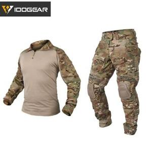 IDOGEAR Hunting Clothes camouflage