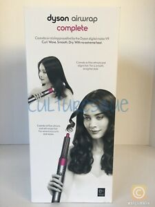 Dyson Airwrap Hair Styler Complete Straightening Irons Brand New Unopened $799.99