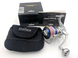 Daiwa SALTIGA Z 6000 Right and Left handle SPINNING REEL Saltwater from japan $448.00