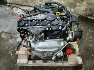2013 2014 Ford Fusion Engine Motor Gasoline 1.6L Vin R 8th Digit Turbo $1495.00
