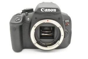 Canon Camera Eos Kiss X7i Body Shutter Count 2734 Good Condition From Japan F S