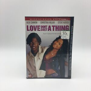 NEW Love Don#x27;t Cost a Thing DVD $7.50