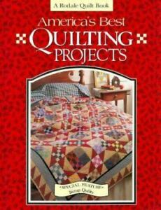 America#x27;s Best Quilting Projects : Scrap Quilts by Mariane Fons; Liz Porter $4.60
