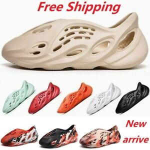 HOT Couples Outdoor Sandals Hole Shoes Casual Beach Slipper Summer Kanye US5 13 $20.24