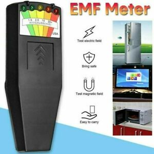 K2 EMF Magnetic Meter Detector Ghost Hunting Paranormal Equipment LED Display $36.89