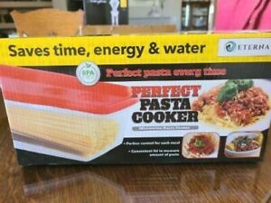 Perfect Microwave Pasta Cooker NEW in Box