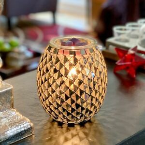 Scentsy Time to Reflect Warmer Scentsy Warmers Authentic New In Box