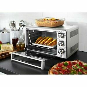 NEW OSTER COUNTER TOP CONVECTION TOASTER OVEN FREE SHIPPING