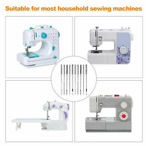 Home Sewing Machine Needle 11 7512 8014 9016 100 for Brother Singer Kit 50PCS $11.87