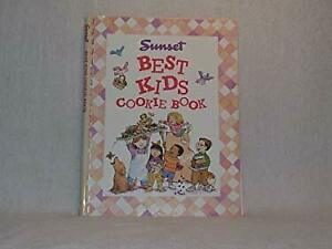 Best Kids Cookie Book Hardcover Sunset Books