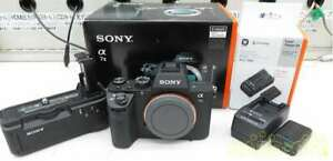 SONY Mirrorless interchangeable lens camera Î'7â…¡ ILCE 7M2 From Japan $1555.00