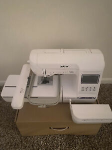 brother se1900 sewing and embroidery machine $950.00