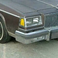 Buick Electra LeSabre: 1980 1981 1982 1983 1990 Right Metal HL Bezel $40.00