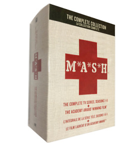 MASH:The Complete Series Collection Seasons 1 11Movie DVD *M.A.S.H*Brand New! $21.99