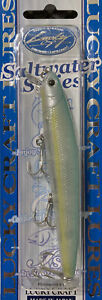 Lucky Craft Flash Minnow110 Sexy Smelt 634 New In Package