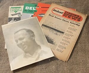 Vintage Tool Product Pamphlets Fishing Paper Picture Misc Bundle of 5