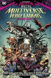 DARK NIGHTS DEATH METAL: THE MULTIVERSE WHO LAUGHS GRAPHIC NOVEL DC Comics TPB $19.98