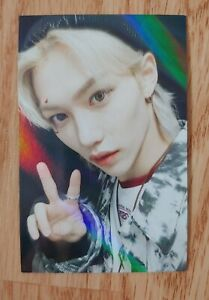 Stray Kids Felix Holographic Holo Limited Withdrama Preorder Photocard US SELLER