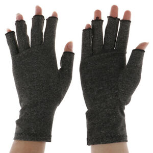 Arthritis Compression Joint Finger Pain Relief Hand Wrist Support Glove CW C $6.36