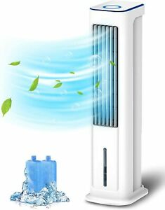 Portable Tower 3 In 1 Evaporative Air Cooler Bladeless Cooling Tower Fan $99.00