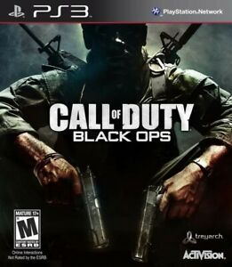 Call of Duty: Black Ops Playstation 3 Game