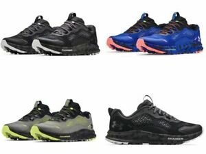 Under Armour 3024186 Men UA Charged Bandit Trail 2 Athletic Hiking Running Shoes $80.95