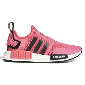 Adidas Originals NMD R1 J Youth Athletic Shoes Kids Girls Boys Pink PICK SIZE $54.04