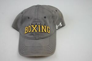 TITLE BOXING Under Armour Logo Style Hat Cap Stretchback NICE $19.99