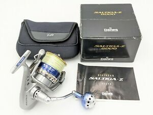 Daiwa SALTIGA Z 6000 Left and Right handle Saltwater SPINNING REEL from japan $438.00