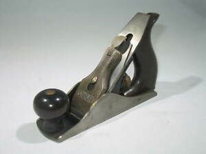 Rare Antique STANLEY SW No. 1 Plane w AA 3rd Sweetheart Logo On Cutter $1650.00