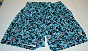 UNDER ARMOUR shorts Large Lacrosse Loose Pockets Athletic Gear Colorfu $19.95