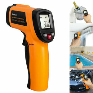 Infrared Thermometer Non contact Digital Laser Infrared Temperature Gun US $16.99