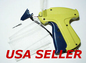 Price Label Tag Tagging Gun with 1000 Barbs and 1 spare Needle *** $6.99