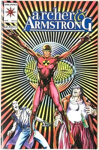 ARCHER ARMSTRONG Comic Issue 11 — Dr Solar — 1993 Valiant Comics VF Condition $0.99