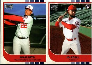 2021 TOPPS ARCHIVES SNAPSHOTS BASE #1 50 YOU PICK TO COMPLETE YOUR SET $2.49