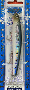 Lucky Craft Flash Minnow110 SuperGlow MS CherryDineSardine 750 New In Package