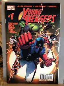 YOUNG AVENGERS MARVEL 2005 #1 12 DARK REIGN PRESENTS SPECIAL CHOOSE $24.99